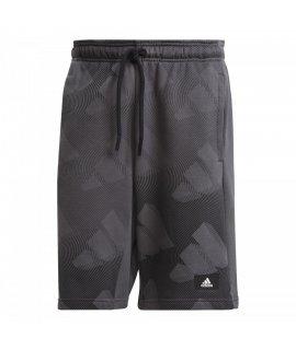 Pánske krátke nohavice adidas Performance M FI GFX SH GQ6269