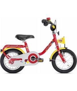 PUKY Detský bicykel Z2 červený