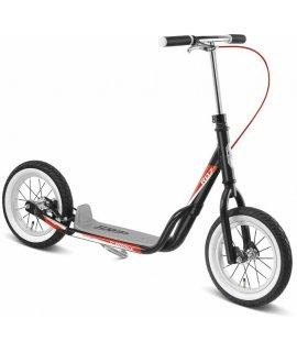 PUKY Kolobežka Scooter R 07L čierna