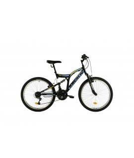 "Kreativ 2441 24"" - model 2018 Juniorský bicykel"