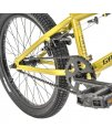 "GALAXY EARLY BIRD 20""  FREESTYLE BICYKEL ŽLTÝ 2020"