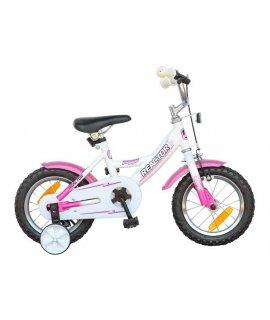 """Puppy 12"""" dievčenský kolo ružový"""