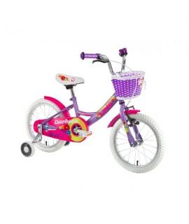 0b822761fd136 Detský bicykel DHS Miss Sixteen 1604 16