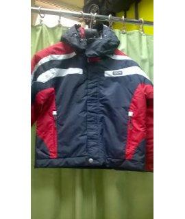 BRUGI zimná bunda chlapčenská JM4T