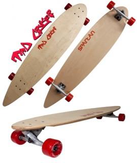 "Longboard Spartan Natur 46"""