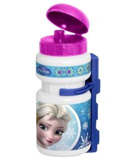 FROZEN SET - plastová lahev + plastový držiak