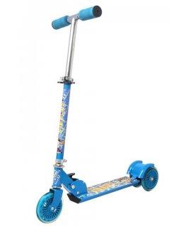 Axer Sport trojkolobežka DUO modrá